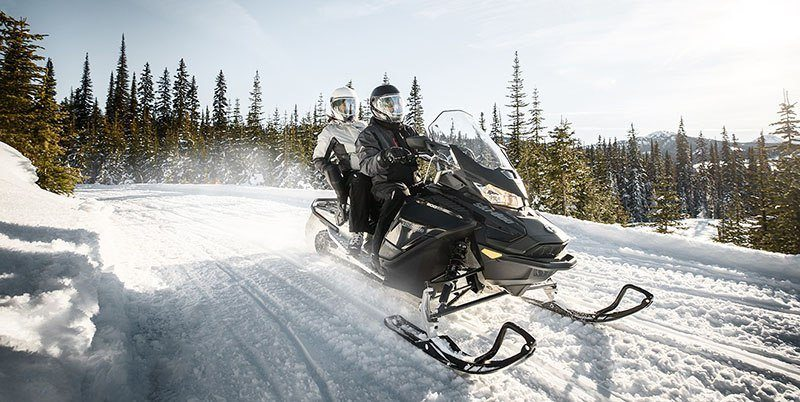 2019 Ski-Doo Grand Touring Limited 600R E-Tec in Augusta, Maine - Photo 4