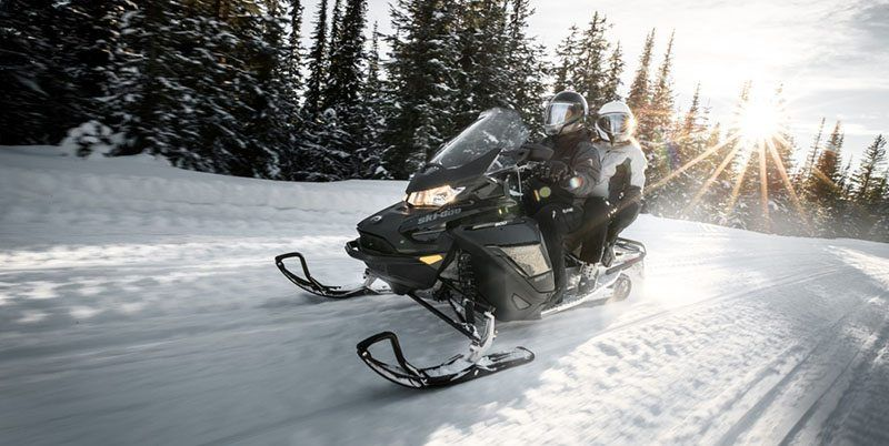 2019 Ski-Doo Grand Touring Limited 600R E-Tec in Bemidji, Minnesota