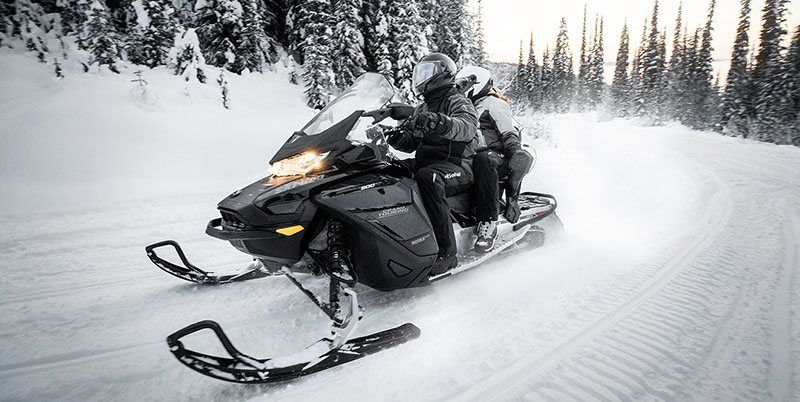 2019 Ski-Doo Grand Touring Limited 900 ACE Turbo in Island Park, Idaho