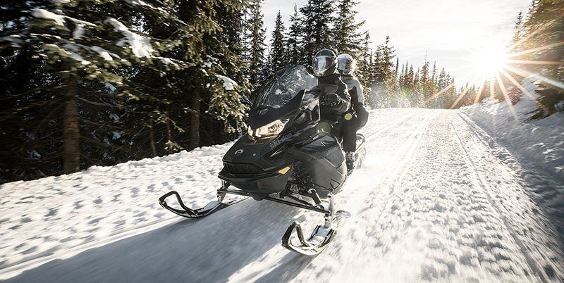 2019 Ski-Doo Grand Touring Limited 900 ACE Turbo in Barre, Massachusetts
