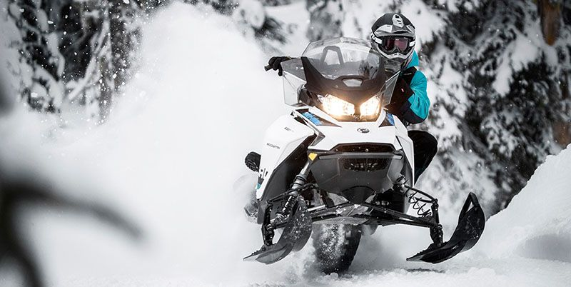 2019 Ski-Doo Backcountry 600R E-Tec in Yakima, Washington