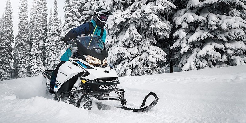 2019 Ski-Doo Backcountry 600R E-Tec in Speculator, New York