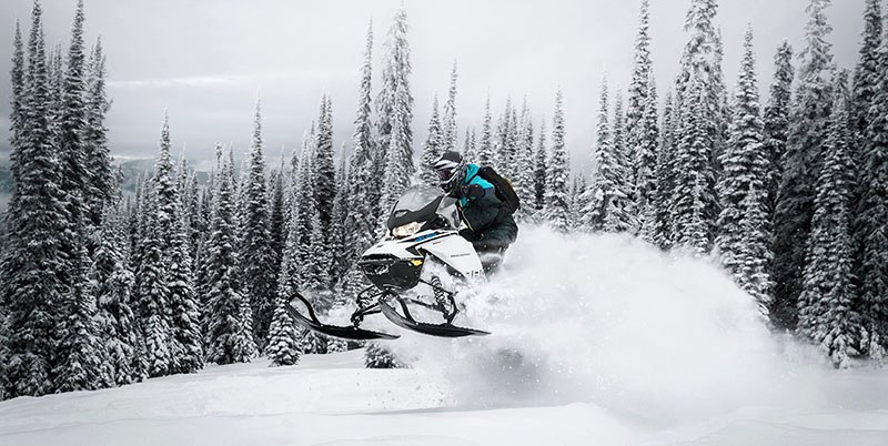 2019 Ski-Doo Backcountry 600R E-Tec in Bozeman, Montana