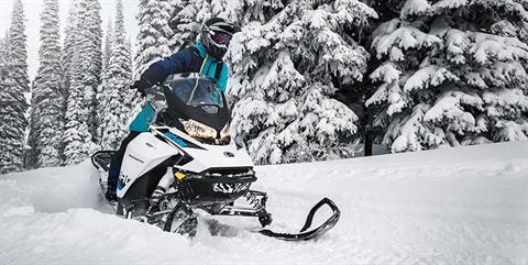 2019 Ski-Doo Backcountry 600R E-Tec in Clinton Township, Michigan