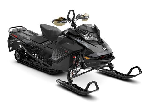 2019 Ski-Doo Backcountry X-RS 850 E-TEC SHOT Powder Max 2.0 in Colebrook, New Hampshire