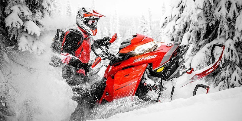 2019 Ski-Doo Backcountry X-RS 850 E-TEC ES Powder Max 2.0 in Moses Lake, Washington