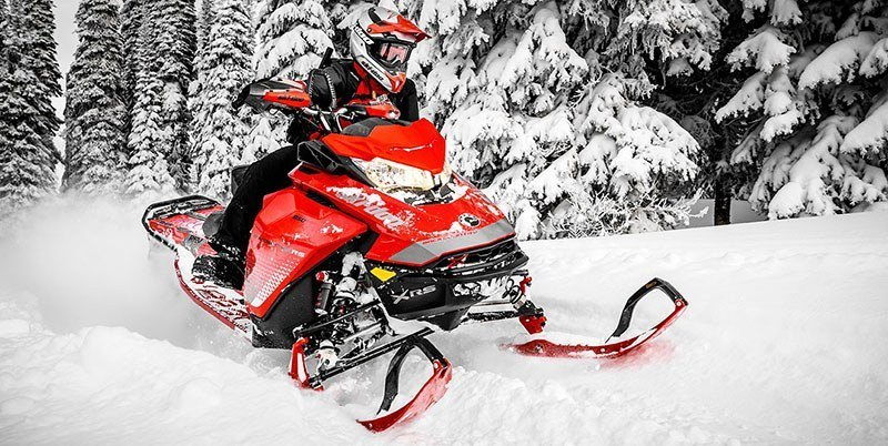 2019 Ski-Doo Backcountry X-RS 850 E-TEC ES Powder Max 2.0 in Colebrook, New Hampshire