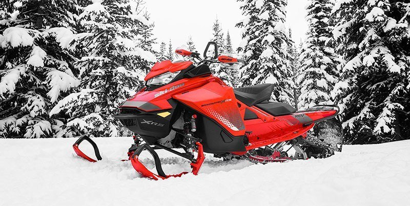 2019 Ski-Doo Backcountry X-RS 850 E-TEC ES Powder Max 2.0 in Island Park, Idaho