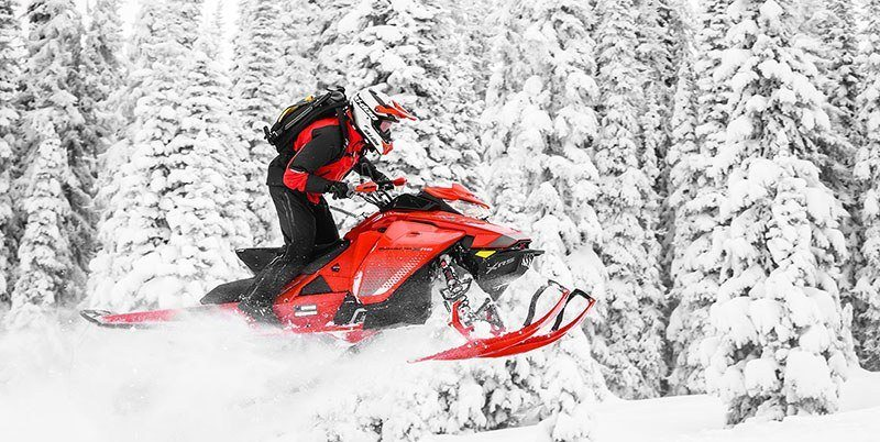 2019 Ski-Doo Backcountry X-RS 850 E-TEC ES Powder Max 2.0 in Antigo, Wisconsin