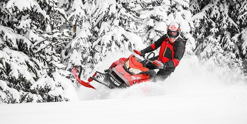 2019 Ski-Doo Backcountry X-RS 850 E-TEC ES Powder Max 2.0 in Barre, Massachusetts