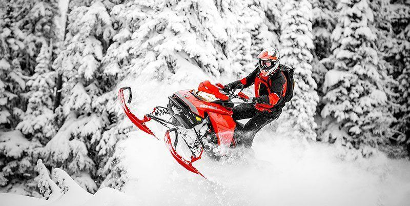 2019 Ski-Doo Backcountry X-RS 850 E-TEC SHOT Powder Max 2.0 in Boonville, New York