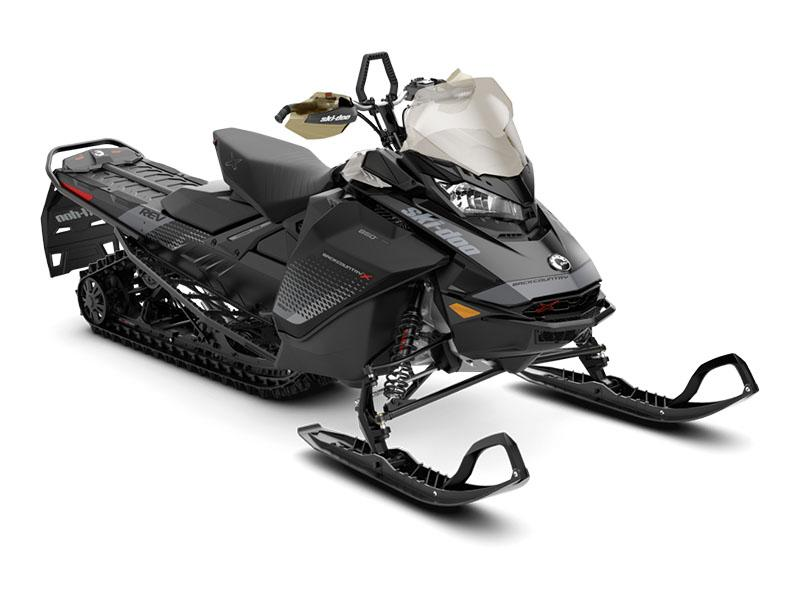 2019 Ski-Doo Backcountry X 850 E-TEC ES Powder Max 2.0 in Wasilla, Alaska