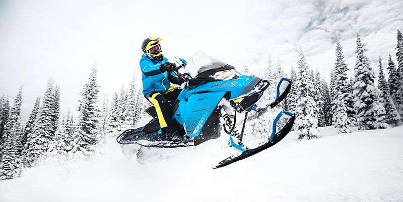 2019 Ski-Doo Backcountry X 850 E-TEC ES Powder Max 2.0 in Wilmington, Illinois