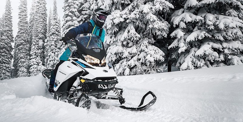 2019 Ski-Doo Backcountry X 850 E-TEC ES Powder Max 2.0 in Boonville, New York