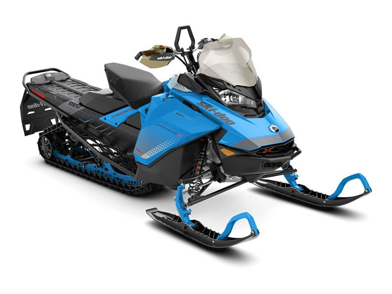 2019 Ski-Doo Backcountry X 850 E-TEC ES Powder Max 2.0 in Presque Isle, Maine - Photo 1