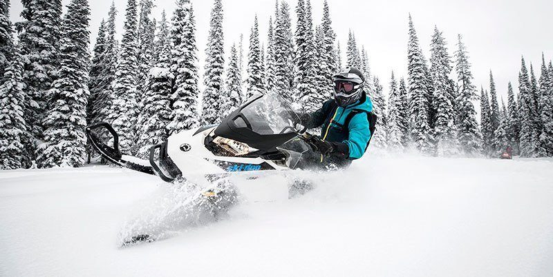 2019 Ski-Doo Backcountry X 850 E-TEC ES Powder Max 2.0 in Barre, Massachusetts