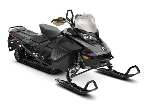 2019 Ski-Doo Backcountry X 850 E-TEC SHOT Powder Max 2.0 in Unity, Maine