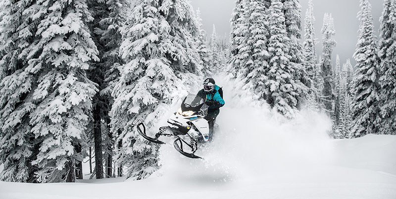 2019 Ski-Doo Backcountry X 850 E-TEC SS Powder Max 2.0 in Lancaster, New Hampshire