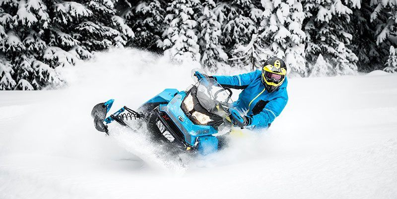 2019 Ski-Doo Backcountry X 850 E-TEC SS Powder Max 2.0 in Island Park, Idaho