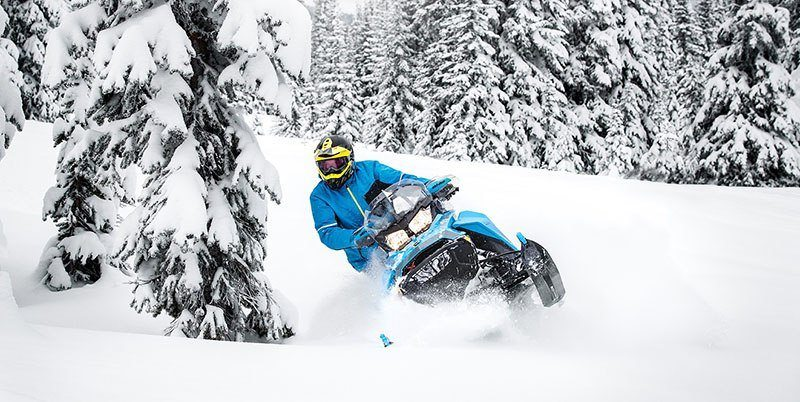2019 Ski-Doo Backcountry X 850 E-TEC SS Powder Max 2.0 in Saint Johnsbury, Vermont
