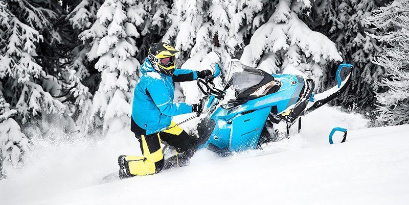 2019 Ski-Doo Backcountry X 850 E-TEC SS Powder Max 2.0 in Omaha, Nebraska