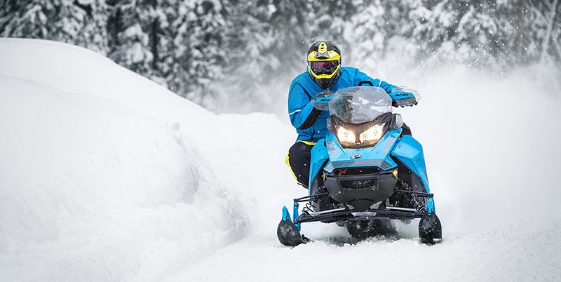 2019 Ski-Doo Backcountry X 850 E-TEC SS Powder Max 2.0 in Moses Lake, Washington