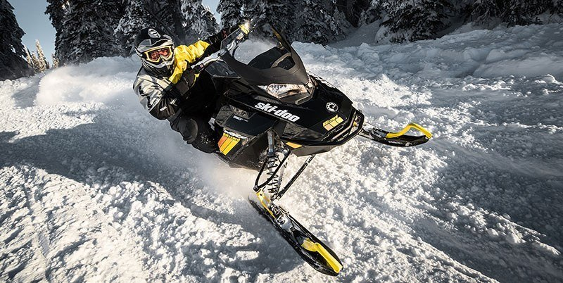 2019 Ski-Doo MXZ Blizzard 600R E-Tec in Derby, Vermont - Photo 2