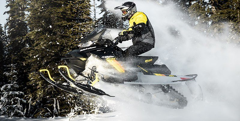 2019 Ski-Doo MXZ Blizzard 600R E-Tec in Colebrook, New Hampshire