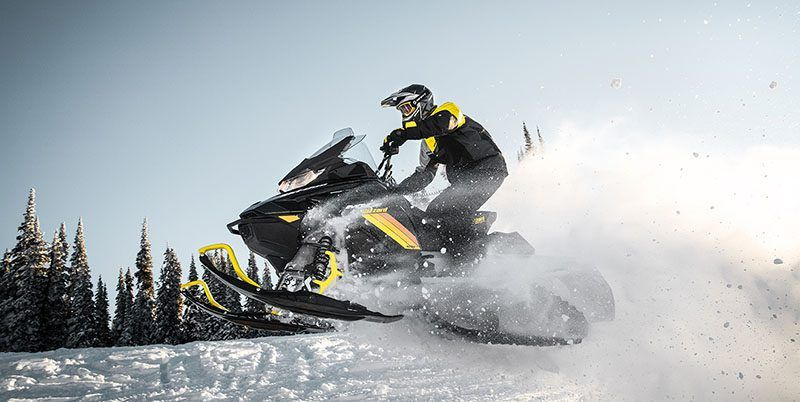 2019 Ski-Doo MXZ Blizzard 600R E-Tec in Adams Center, New York