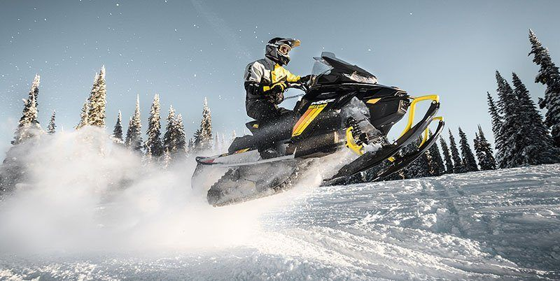 2019 Ski-Doo MXZ Blizzard 600R E-Tec in Yakima, Washington