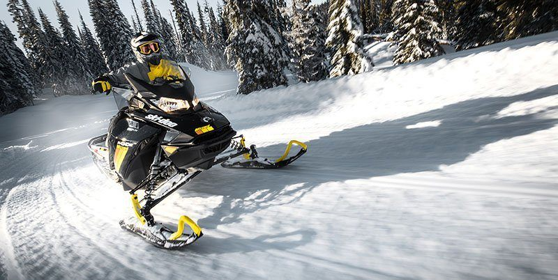 2019 Ski-Doo MXZ Blizzard 850 E-TEC in Woodruff, Wisconsin - Photo 3