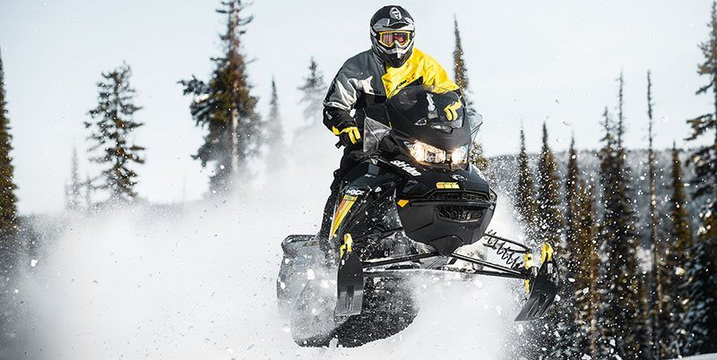2019 Ski-Doo MXZ Blizzard 850 E-TEC in Woodruff, Wisconsin - Photo 4