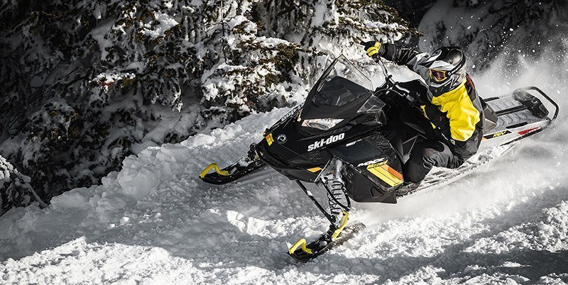 2019 Ski-Doo MXZ Blizzard 850 E-TEC in Clinton Township, Michigan