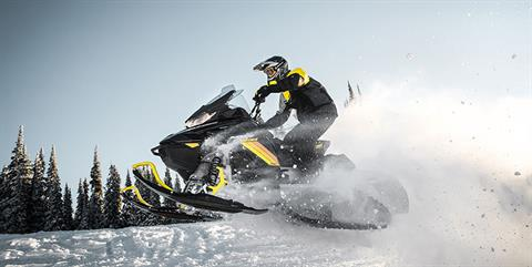 2019 Ski-Doo MXZ Blizzard 850 E-TEC in Lancaster, New Hampshire