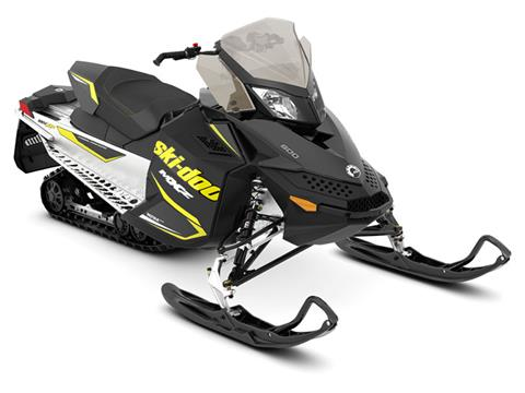 2019 Ski-Doo MXZ Sport 600 Carb in Baldwin, Michigan