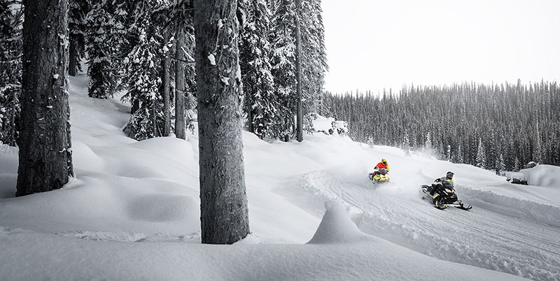 2019 Ski-Doo MXZ TNT 600R E-TEC in Ponderay, Idaho - Photo 4