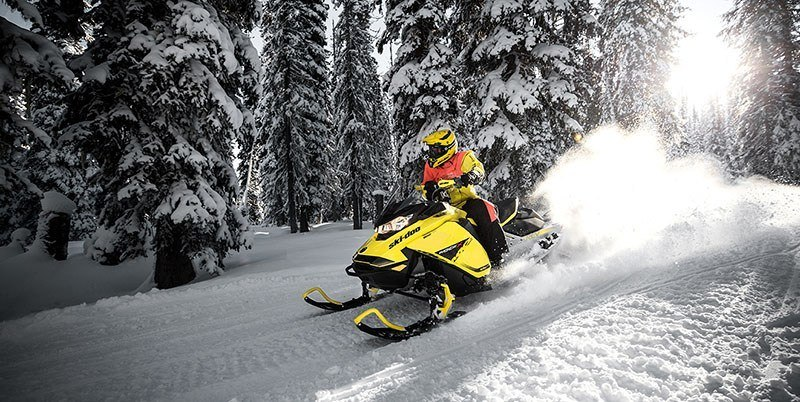 2019 Ski-Doo MXZ TNT 600R E-TEC in Colebrook, New Hampshire
