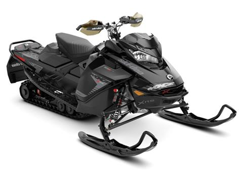 2019 Ski-Doo MXZ X-RS 600R E-TEC Ice Cobra 1.6 in Lancaster, New Hampshire