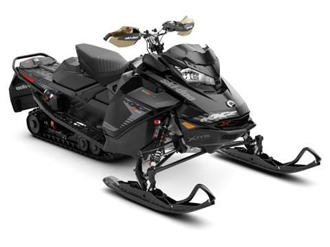 2019 Ski-Doo MXZ X-RS 600R E-TEC Ice Cobra 1.6 w / Adj. Pkg. in Colebrook, New Hampshire