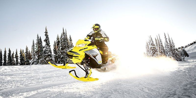 2019 Ski-Doo MXZ X-RS 600R E-TEC Ice Ripper XT 1.25 in Butte, Montana