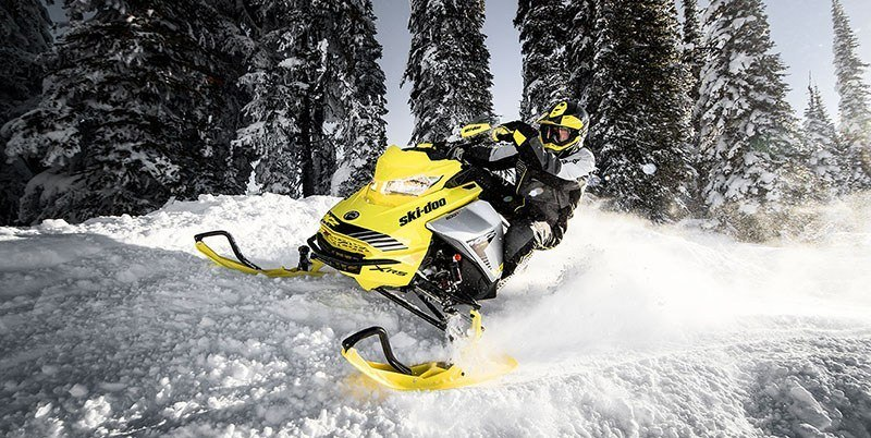 2019 Ski-Doo MXZ X-RS 600R E-TEC Ice Ripper XT 1.25 w / Adj. Pkg. in Munising, Michigan