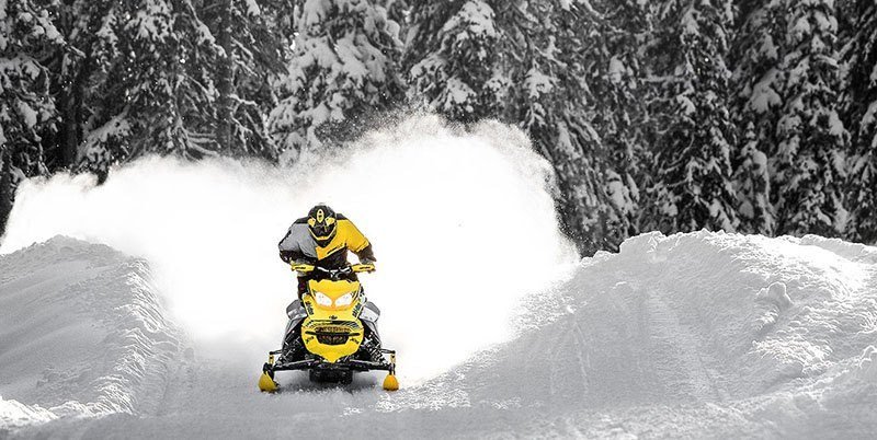 2019 Ski-Doo MXZ X-RS 600R E-TEC Ripsaw 1.25 in Wilmington, Illinois