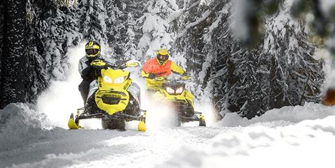 2019 Ski-Doo MXZ X-RS 600R E-TEC Ripsaw 1.25 w / Adj. Pkg. in Munising, Michigan