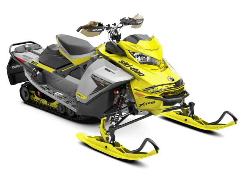 2019 Ski-Doo MXZ X-RS 850 E-TEC Ice Ripper XT 1.25 w / Adj. Pkg. in Pocatello, Idaho - Photo 1