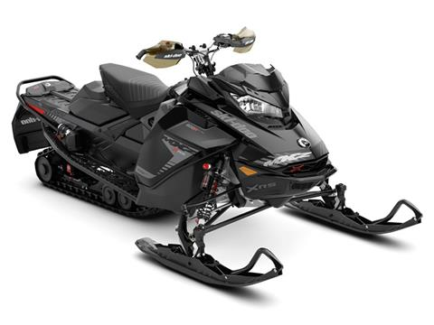 2019 Ski-Doo MXZ X 600R E-TEC Ice Cobra 1.6 in Colebrook, New Hampshire