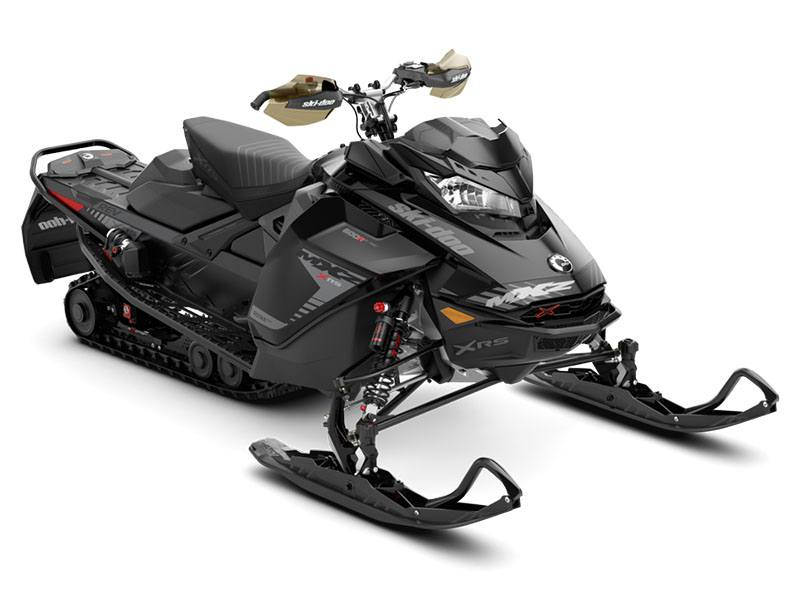 2019 Ski-Doo MXZ X 600R E-TEC Ice Cobra 1.6 w / Adj. Pkg. in Waterbury, Connecticut