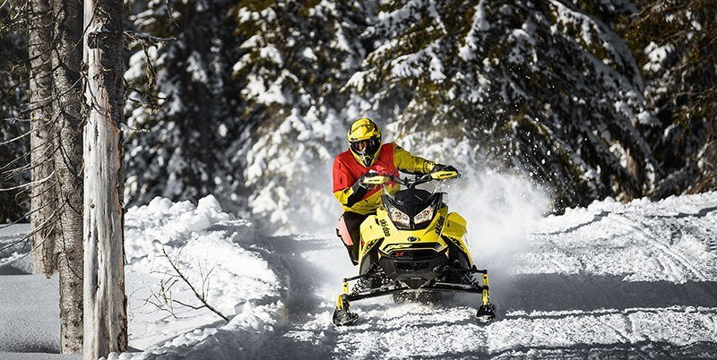 2019 Ski-Doo MXZ X 600R E-TEC Ice Ripper XT 1.25 in Moses Lake, Washington