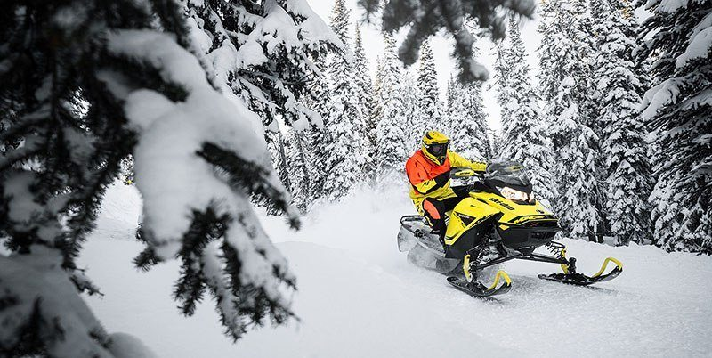 2019 Ski-Doo MXZ X 600R E-TEC Ice Ripper XT 1.25 w / Adj. Pkg. in Walton, New York