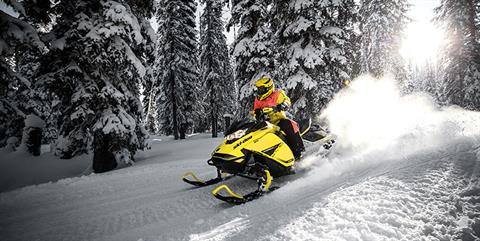 2019 Ski-Doo MXZ X 600R E-TEC Ice Ripper XT 1.25 w / Adj. Pkg. in Colebrook, New Hampshire