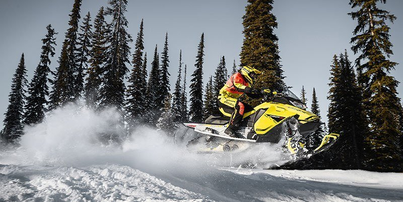 2019 Ski-Doo MXZ X 600R E-TEC Ice Ripper XT 1.25 in Evanston, Wyoming